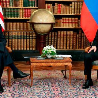 A Ginevra concluso il summit Biden-Putin