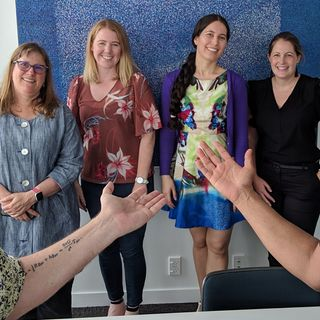 WiDS Wellington speakers (pt 1) - Talking to the Wizards of Data Science