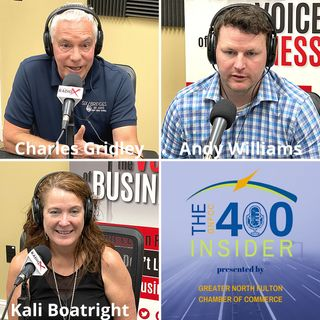 North Fulton's Craft Beer Industry, with Charles Gridley, Six Bridges Brewing, and Andy Williams, Topside Tap Trail and Visit Roswell