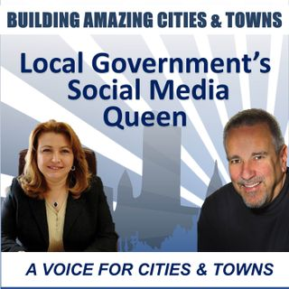 Local Government's Social Media Queen