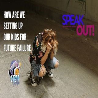 Speak Out - Setting our kids to Fail