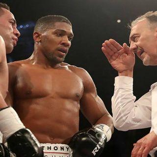 Zute Boxing Talk:Joshua-Parker Recap and Special Guest Pinklon Thomas