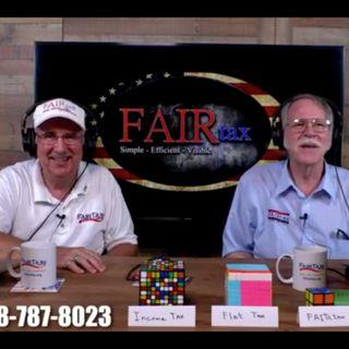 #125 FAIRtax Power Radio on the Fly