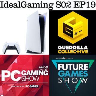 IdealGaming S02 EP19 - PlayStation 5 e tantissimi annunci di giochi