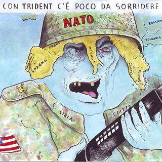 Manifestazione No Nato Marsala #5