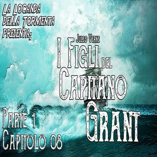Audiolibro I figli del Capitano Grant - Jules Verne - Parte 01 Capitolo 08