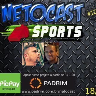 NETOCAST 1271 DE 18/03/2020 - ESPORTES - FUTEBOL - UFC