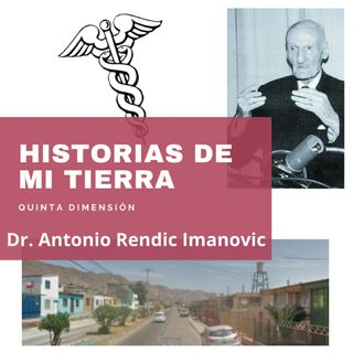 Episodio 7 - Antonio Rendic Imanovic