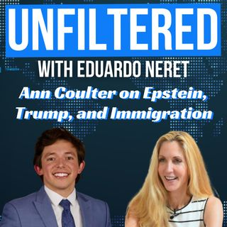 3. Ann Coulter talks Epstein, Trump, Republicans and Democrats in 2020, Immigration & More