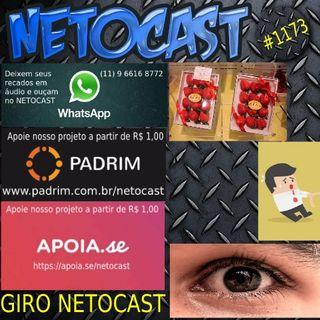 NETOCAST 1173 DE 30/07/2019 - GIRO NETOCAST