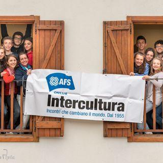 Le famiglie ospitanti come volontari con l'Intercultura
