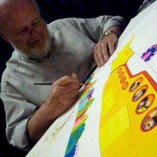 Beatles Animator Ron Campbell