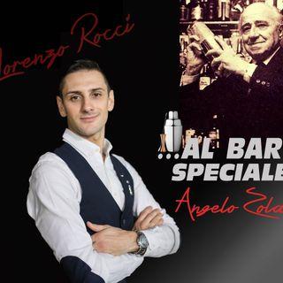 Angelo Zola, la storia del bartending Italiano - Speciale Bartending History -