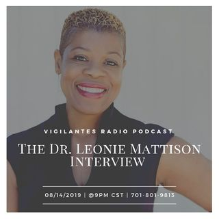 The Dr. Leonie Mattison Interview.