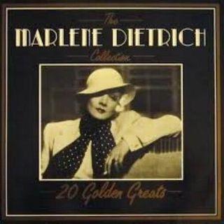 Marlene Dietrich - Candles glowing