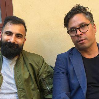 Hanif Bali – om valet mellan klotterväggen och senaten