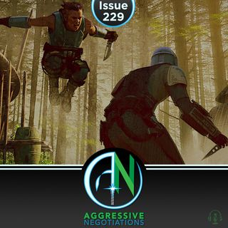 """Issue 229: """"Sanctuary"""" Commentary"""