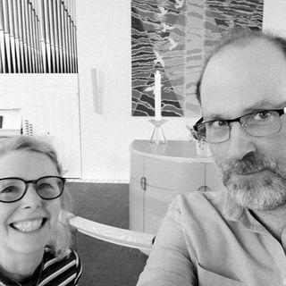 Midfaste søndag. Otto Lundgaard i samtale med Susanne Steensgaard