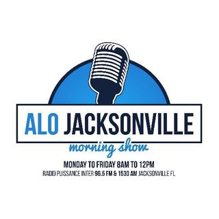 ALO JACKSONVILLE MORNING SHOW WITH JHONSON SAINTIL 04/06/2020