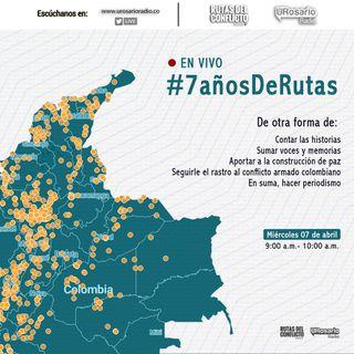 #7AñosDeRutas