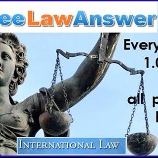 L'Avvocato risponde oggi lavoro, pensioni, riconoscimento titoli di studio e altro....