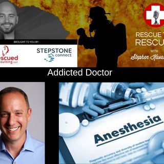 Sean Fogler- Addicted Doctor