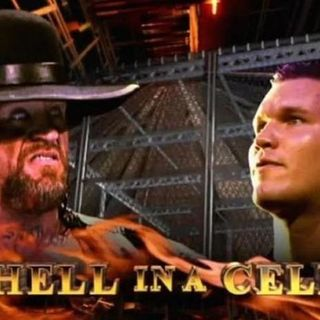Wrestling Nostalgia: Randy Orton vs The Undertaker 2005