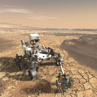 635-Exploring Mars