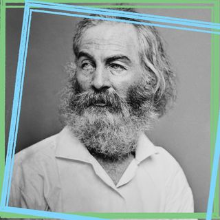 Libertà e buona sorte. Walt Whitman