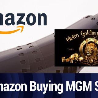 Amazon Buying MGM Studios | TWiT Bits