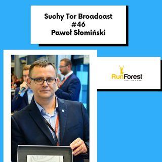 Prognozy Prezesa PZP Pawła Słomińskiego w Suchy Tor Broadcast #46