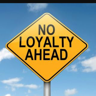 No Loyalty #NoSugar #Podcast