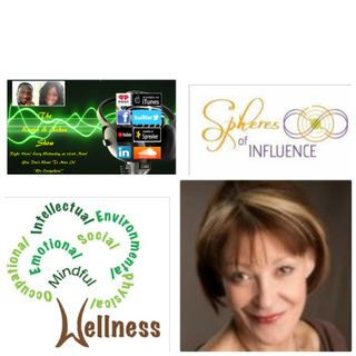 The Kevin & Nikee Show - Lexa Rollins - Transition Expert and Founder of Spheres of Influence, LLC