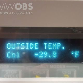 Think It's Cold Where You Are? Try The Top Of Mt. Washington