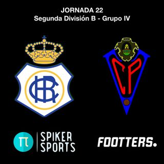 RECREATIVO ||  Jornada 22 || Recreativo de Huelva - Villarobledo