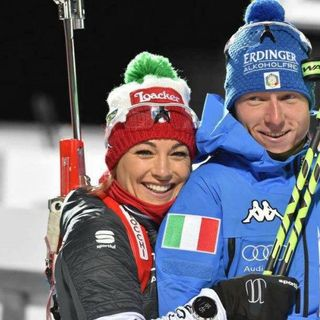 Single Mixed Mondiali Biathlon Ostersund
