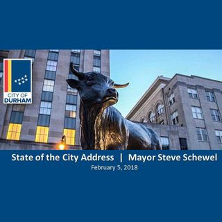 2018 State of the City Address Feb 5, 2018