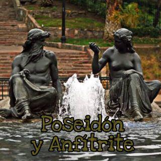 Poseidón y Anfítrite
