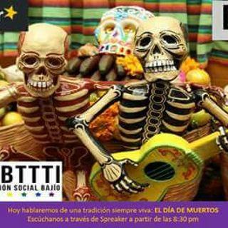 Dia De Muertos Mi Mexico Querido