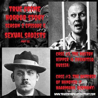 S2E5: Sexual Sadists Pt. 3