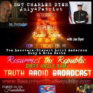 POLITICAL PRISONER SGT. CHARLES DYER - USMC - Never Leave A Man Behind