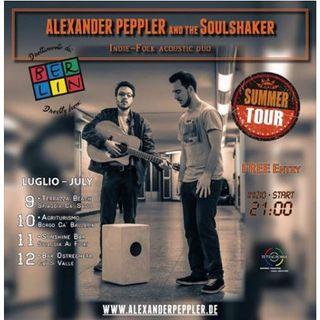ITALY Summer Tour Alexander Peppler