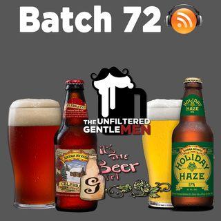 Batch72: Sierra Nevada Celebration IPA & It's The Beer Girl