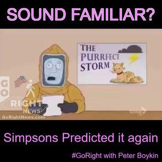 Coroniavirus - The Simpsons Predicted it!