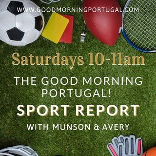 The GMP! Expat Sport Report - 11-07-20
