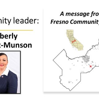 2-18-21: It's ONME Local - Fresno-Virtual Townhall series part 2 with The Honorable Kimberly Tapscott-Munson