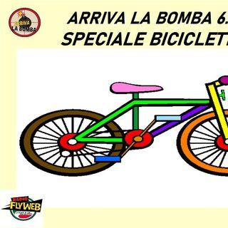 Arriva la Bomba 6.0 Speciale Bicicletta