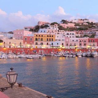 Una vacanza italiana a Ponza
