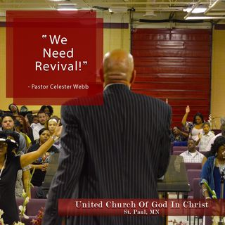 We Need Revival!