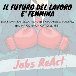 JR 11 | Il futuro del lavoro è femmina - con Silvia Zanella